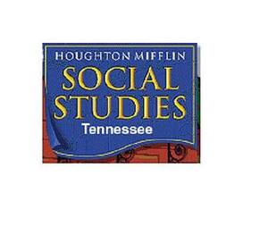 Houghton Mifflin Social Studies Tennessee: On Level Independent Book Unit 1 Level 2 the Snake Bit the Hoe-Handle
