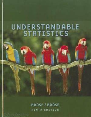 Understandable Statistics: Concepts and Models
