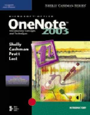 Microsoft Office OneNote 2003: Introductory Concepts and Techniques