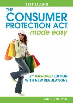 The Consumer Protection Act Made Easy: With New Regulations
