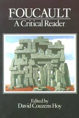 Foucault: A Critical Reader