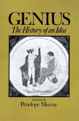 Genius: The History of an Idea