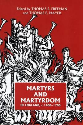 Martyrs and Martyrology
