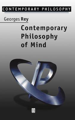 Contemporary Philosophy of Mind
