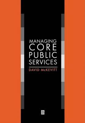 Managing Core Public Services