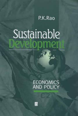 Sustainable Development: Economics and Policy