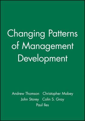 New Issues in Management Development