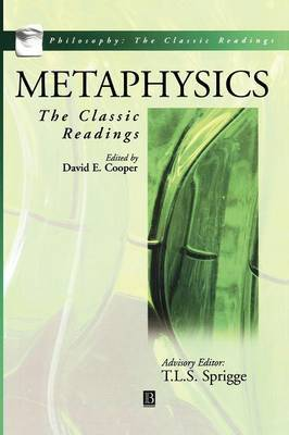 Metaphysics: The Classic Readings