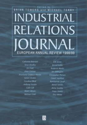 Industrial Relations Journal European Annual Review: 1998