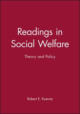 Readings in Social Welfare: Theory and Policy
