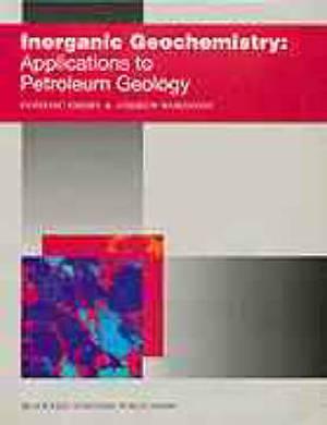Inorganic Chemistry: Applications to Petroleum Geoscience