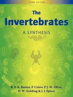 INVERTEBRATES 3E (REVISED) (3R