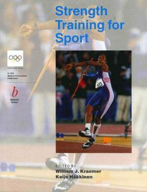 Handbook of Strength Training for Sports: Olympic Handbook of Sports Medicine
