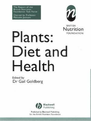 Plants: Diet and Health