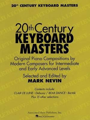 Twentieth Century Keyboard Masters: Piano Solo