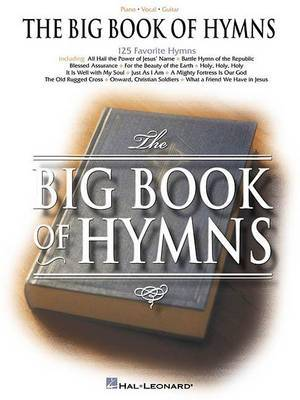 The Big Book of Hymns (PVG)