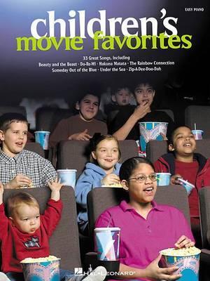 Children's Movie Favorites