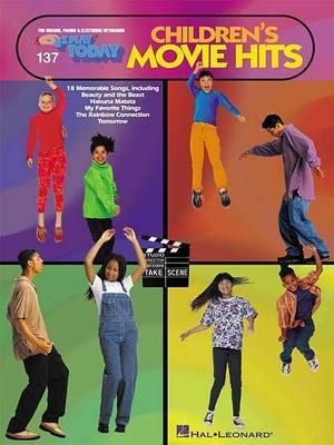 Childrens Movie Hits: E-Z Play