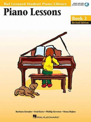Piano Lessons, Book 3
