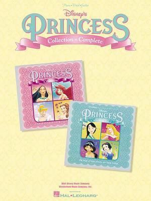Disneys Princess Collection Complete: Piano, Vocal, Guitar