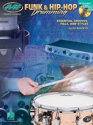 Private Lessons Funk and Hip-Hop Drumming