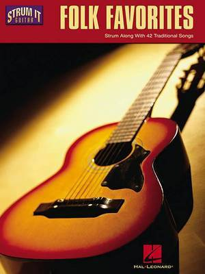 Strum it Guitar: Folk Favourites