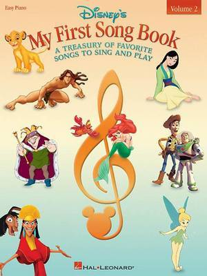 Disney's My First Songbook: Easy Piano: v. 2: PVG