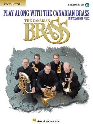 Play Along with the Canadian Brass - Conductor Book