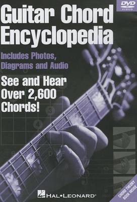 Guitar Chord Encyclopedia: See and Hear Over 2,600 Chords!