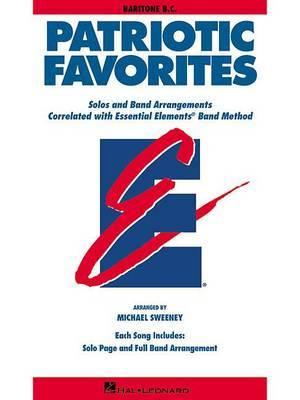 Patriotic Favorites: Baritone B.C.