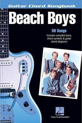 Beach Boys Guitar Chord Songbook: Guitar Chord Songbook