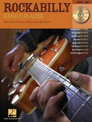 Guitar Play-Along Volume 20: Rockabilly