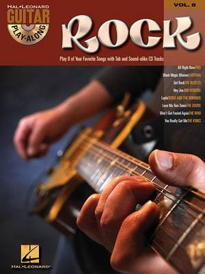 Rock: Guitar Play-Along