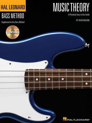 Hal Leonard Bass Method: Music Theory (Book/Online Audio)