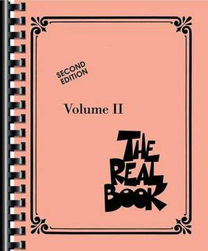 The Real Book: Volume II Second Edition (C Instruments)
