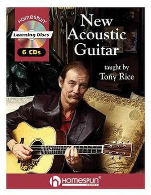New Acoustic Guitar: Book/6-CD Pack
