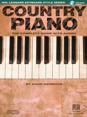 Keyboard Style: Country Piano (Book/Online Audio)