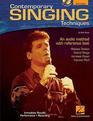 Contemporary Singing Techniques: Men's Edition