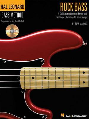 Rock Bass: Hal Leonard Bass Method Stylistic Supplement