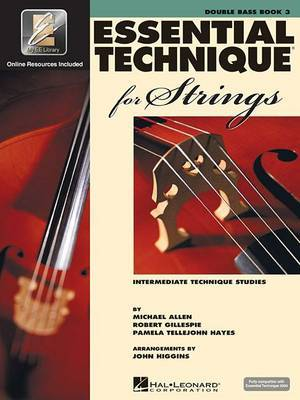 Essential Technique for Strings: A Comprehensive String Method, Intermediate Technique Studies