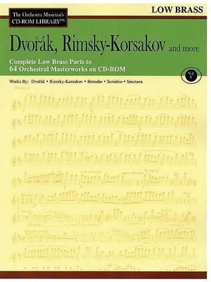 Dvorak, Rimsky-Korsakov and More: The Orchestra Musician's Library