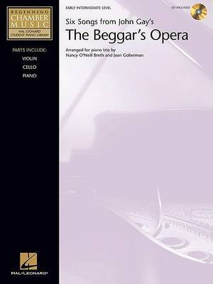 John Gay: Six Songs from The Beggar's Opera (Piano Trio)