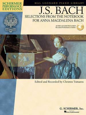 J.S. Bach: Selections from the Notebook for Anna Magdalena Bach