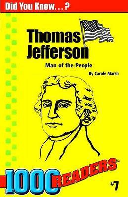Thomas Jefferson: Man of the People