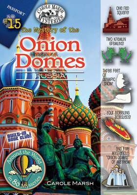 The Mystery of the Onion Domes: Russia