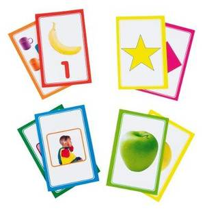 Three-in-One Integrated Learning Programme: Grade R: Kit component: Flash Cards (4 packs) (NCS)