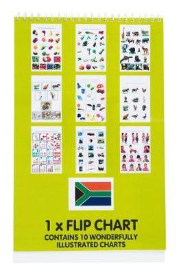 Three-in-One Integrated Learning Programme: Grade R: Kit component: Flipchart (1) (NCS)