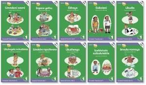 Impumelelo Kwilitheresi: Home Language: Gr 1: Reader Pack
