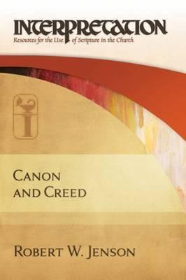 Canon and Creed: Interpretation