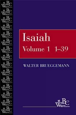 Isaiah 1-39: v. 1
